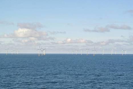 Parc éolien offshore de Saint-Brieuc : le parc étalon ! | Eolien Offshore Projet baie de St Brieuc (22) | Scoop.it