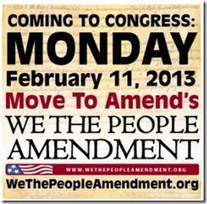 BREAKING NEWS: Overturning Citizen's United Not Enough – We the People Amendment Introduced | Coffee Party News | Scoop.it