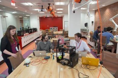 Makerspace | NCSU Libraries | innovative libraries | Scoop.it