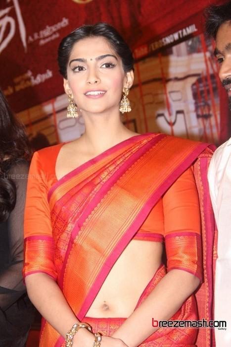 Bollywood actress Sonam Kapoor hot saree photos 1 sept 13 - breezemasti photo gallery | Bollywood Actress | Scoop.it