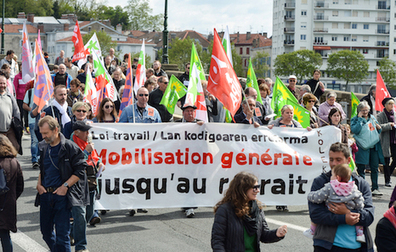 Les 1er mai du Pays Basque Nord | Cote-basque way of life | Scoop.it