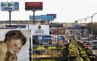Contaminación visual | EL BLOG DE JOSÉ FARIÑA | La ciudad y sus bienes comunes | Scoop.it