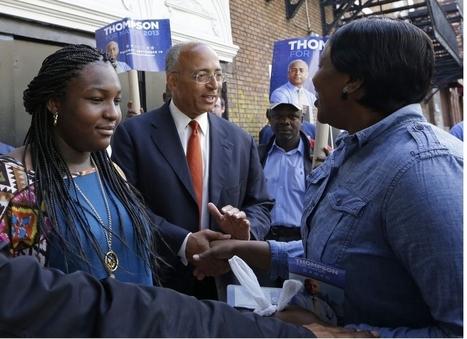 Un día con 5 candidatos a la Alcaldía de NYC (fotos) - El Diario | Poder Popular | Scoop.it