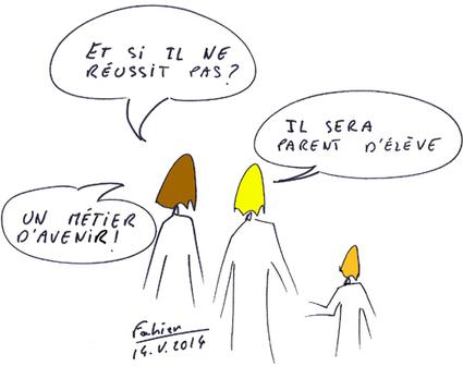 Revue de presse du mercredi 14 mai 2014, par Bernard Desclaux - Les Cahiers pédagogiques   Société éducative   Scoop.it