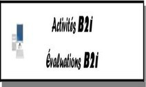 #ClasseTICE - Pour travailler tous les domaines du B2i | Recherche & Pédagogie | Scoop.it