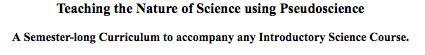 Teaching the Nature of Science | BMS: ScienceScoop | Scoop.it