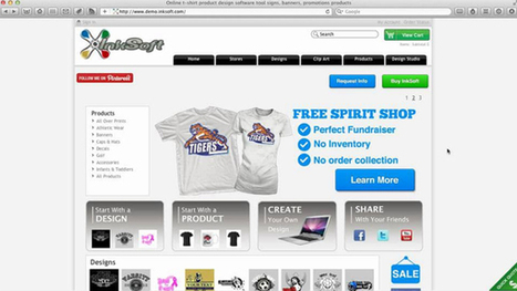 10 Best Online T-Shirt Design Tool Facilitating Companies | xposing world of Photography & Design | Scoop.it