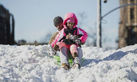 Why Massive Snowstorms and Stranded Cars Make Us So Happy | This Gives Me Hope | Scoop.it