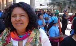 Berta Cáceres, Honduran human rights and environment activist, murdered | Arts and Poetry | Scoop.it