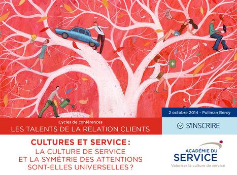 Académie du service | selfcare et relation client personnalisée, l'avenir de la relation client | Scoop.it