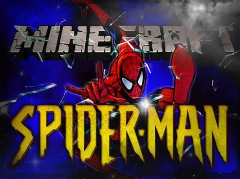 Spider Man Mod for Minecraft (1.8/1.7.10/1.7.2) | MinecraftMods | Scoop.it