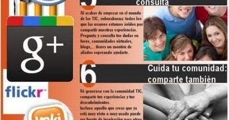 10 consejos para el uso de las TIC en clase | FPA | Scoop.it