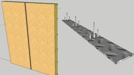 Réemploi, recyclage, démontage… Des solutions pour des bâtiments zéro déchet - Recherche & développement | D'Dline 2020, vecteur du bâtiment durable | Scoop.it