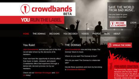 Crowdbands   99Launches   killerstartups   Scoop.it