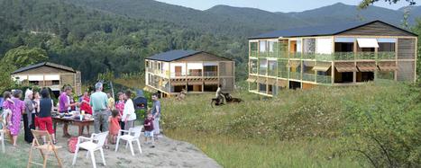 Rencontre du 3e type avec les pilotes d'essai sociétal d'Ecoravie, un projet d'habitat novateur | Innovation sociale | Scoop.it