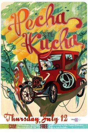 Pecha Kucha « Noah's Sketchbook   Pecha Kucha & English Language Teaching   Scoop.it