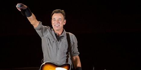 Happy Father's Day, Bruce Springsteen - Jan Folkertsma Schichtel - Huffington Post | Bruce Springsteen | Scoop.it