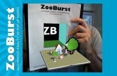 ZooBurst | BEYOND Collaboration Generation: Using QR Codes, Augmented Reality, and other 21st Century Skills to Prepare Tomorrow 's Teachers | Scoop.it