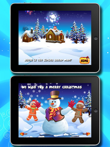 App Store - Christmas Fun –All In One , Holiday Spirit , Interactive Songs and Games for children : HD !   Communication and Autism   Scoop.it