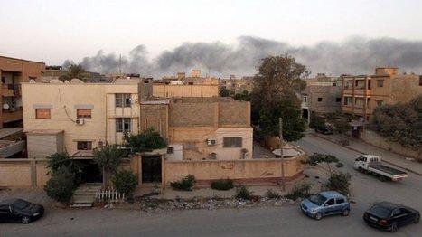 Afrique - Libération d'un otage britannique détenu en Libye | mémoire M2 | Scoop.it