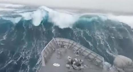 A Reminder That The Ocean Is A Big, Terrifying Place   De Natura Rerum   Scoop.it