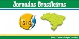 Apresentacões das Primeiras Jornadas Brasileiras de UsuáriosgvSIG | Geoprocessing | Scoop.it