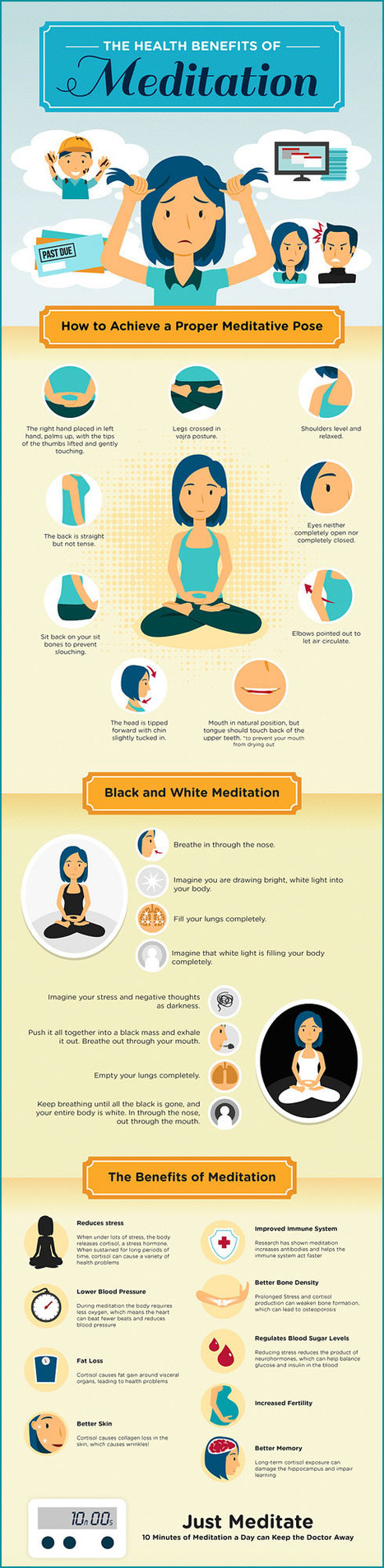 Health Benefits of Deep Relaxation   Healthcare Methods   Scoop.it