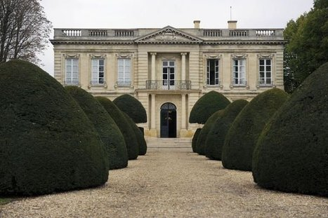 Le magnat du vin Bernard Magrez inaugure son institut culturel   Art contemporain et culture   Scoop.it