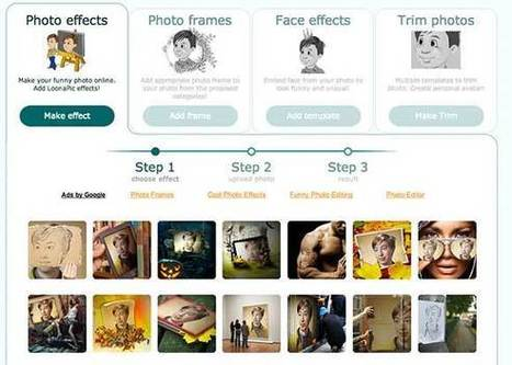 Best Free Online Photo Editors | Web Technology News - Library of Resources | Education Technology - theory & practice | Scoop.it