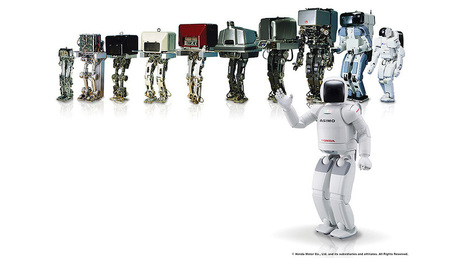 Japan will face the robotic jobocalypse head-on, by mastering robots before they master us | ExtremeTech | Transition Point! | Scoop.it