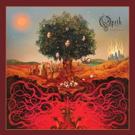 OPETH: SONISPHERE Festival Performance To Be Streamed Online | Live Music | Scoop.it