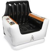 Star Trek Inflatable Captain's Chair   Star Trek International   Scoop.it