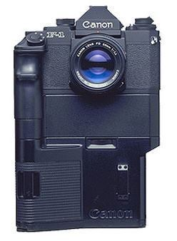 What a 14fps Canon SLR Looked Like Back in 1984 | Lomography | Scoop.it