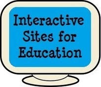 Interactive Learning Sites for Education | iPad Resources for Educators | Scoop.it