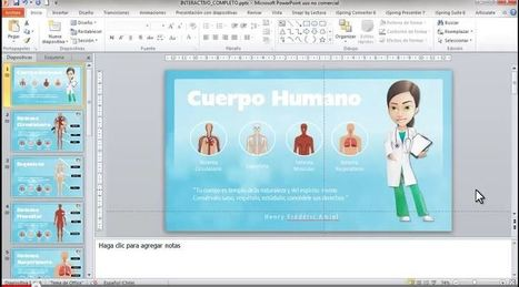 Desarrollar un contenido multimedia e interactivo con PowerPoint | Multimedia (Argentina) | Scoop.it