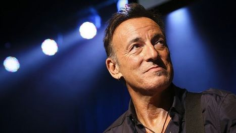 Bruce Springsteen, le Boss des charts américains - le Figaro | Bruce Springsteen | Scoop.it