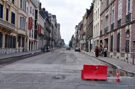 Le Blog de Rouen, photo et vidéo: rue Jean Lecanuet | MaisonNet | Scoop.it