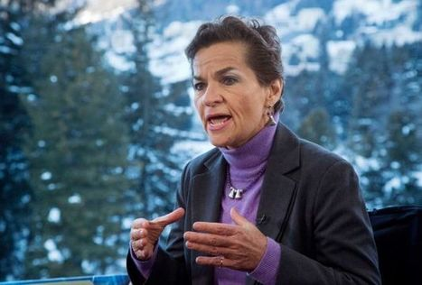 At Davos, push for clean energy as climate weapon | Sustain Our Earth | Scoop.it