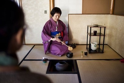 Tea Ceremony at the S.B. Botanic Garden | Japanese Gardens | Scoop.it