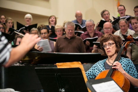 Columbia Chorale offers message of love, perseverance in first concert | Columbia Daily Tribune | OffStage | Scoop.it