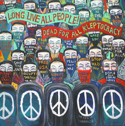 'Hypocrisy' exhibition by Vasan Sitthiket | Digital Pop Art | Scoop.it