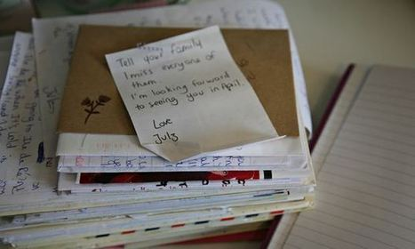 I learned a language the old-fashioned way – with a pen pal | Addicted to languages | Scoop.it