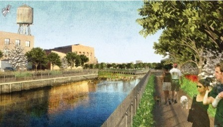 """Brooklyn to Transform Canal Into """"Sponge Park""""   Architecture & Gardens   Scoop.it"""