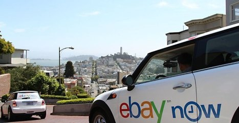 eBay's local delivery plans unravel: eBay Now may shut down | Ecommerce logistics and start-ups | Scoop.it