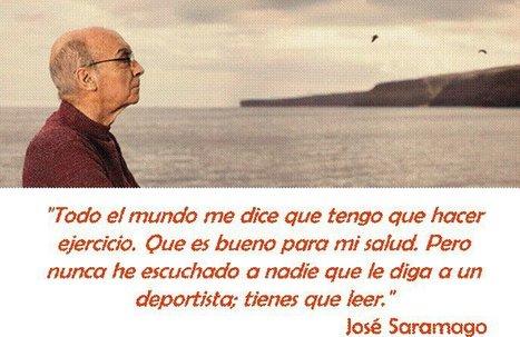 El gran Saramago y sus preguntas... | I didn't know it was impossible.. and I did it :-) - No sabia que era imposible.. y lo hice :-) | Scoop.it