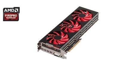 AMD FirePro S10000 : une édition abritant 12 Go de VRAM   Emploi IT   Scoop.it