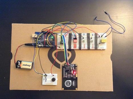 jason955 / Arduino Access Control | Open Source Hardware News | Scoop.it