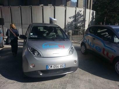Bluely : le service d'autopartage du Grand Lyon se dévoile / Transports / Actualités / Actualité / Lyon / Journal / Lyon Capitale - le journal de l'actualité de Lyon et du Grand Lyon. | Smiling Car | Scoop.it