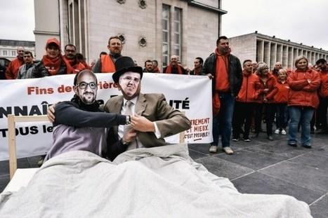 ABVV 'betrapt' premier Michel en werkgevers op 'overspel' | WVS - Website voor Syndicalisten | Scoop.it