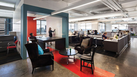 Ending the Tyranny of the Open-Plan Office | Mobile in business | Scoop.it